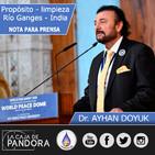 RESUMEN NOTA PARA PRENSA- LIMPIAR EL RÍO GANGES YA ES UN PROPÓSITO - Dr. Ayhan Doyuk