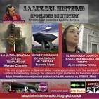 LA Luz del Misterio 13/6/18 TEMPLARIOS/OVNIS Y DOLMENES/EL MAUSOLEO COURTOY