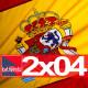 2x04 Que viva España (o no)