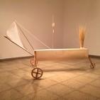 Iván Cáceres y el arte contemporáneo en la Bienal Sur