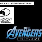 Avengers End Game, El Clip Podcast de Comics y Videojuegos