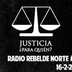 #46 Justicia, ¿para quién?