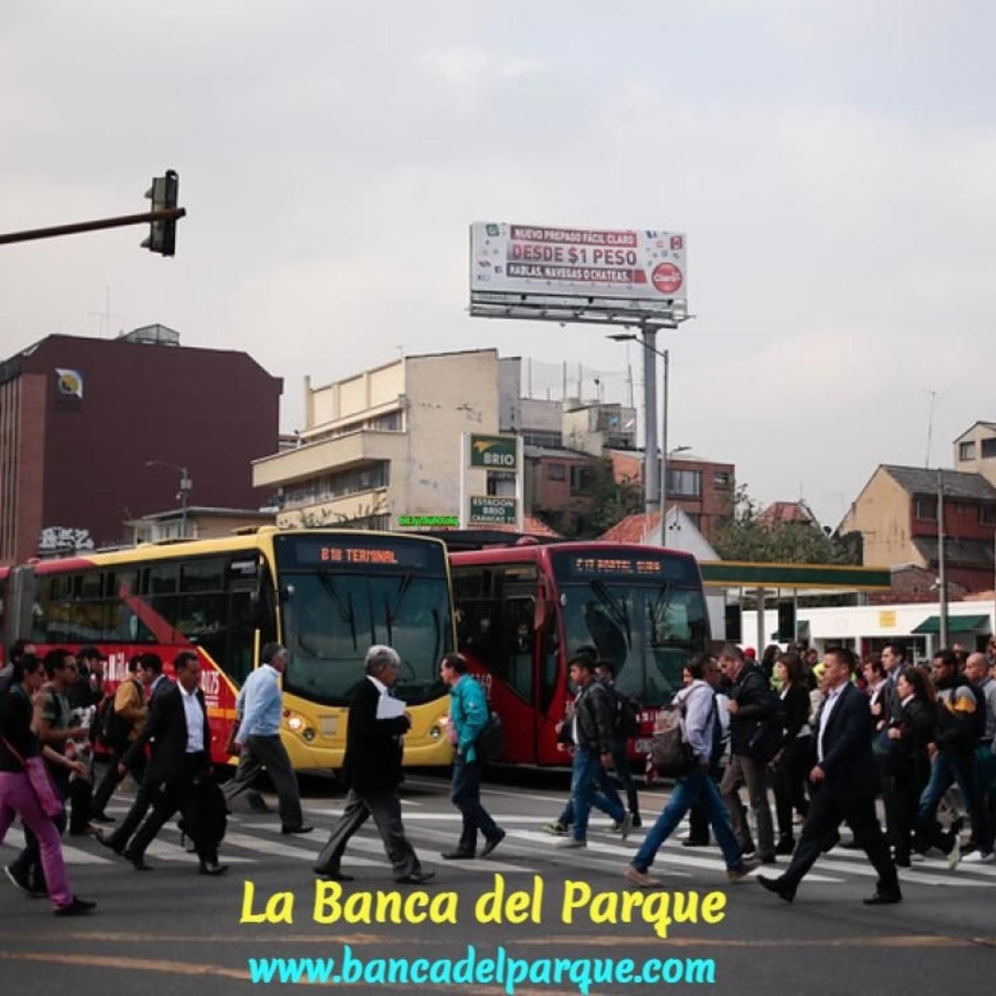 16.04.2021 - La Banca del Parque - Guillermo Camacho Cabrera - Primero los Peatones