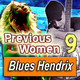 PREVIOUS WOMEN · by Blues Hendrix