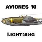 A10#29 P-38 Lightning