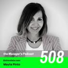 Mayte Pinto | Generando Colaboración y Sinergia entre Mujeres | 508