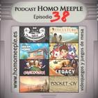 Episodio #38.- Mazmorras, Viñedos, Cocinas, Yo-Kai y Civilizaciones