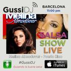 Gussidj salsa show live - melina almodovar