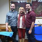 Entrevista al cantautor Luis G. Lucas y al percusionista Álvaro Tello
