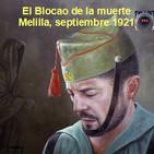 NdG 62 Melilla 1921, El Blocao de la Muerte, defensa hasta el fin
