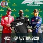 F1 Bandera a Cuadros 4x21 - Analisis GP Austria 2020