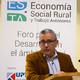 César García Arnal. Secretario General. UPTA CLM Rueda de Prensa_ I Foro Economía Social Rural