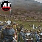 AH 25 - Legiones romanas en Caledonia. Agrícola frente a Calgaco