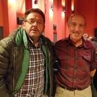 Juanjo san Sebastian es como lo fuera hace 70 años uno de los pioneros del montañismo vasco, Andrés Espinosa