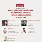Claves para la enseñanza del español en línea