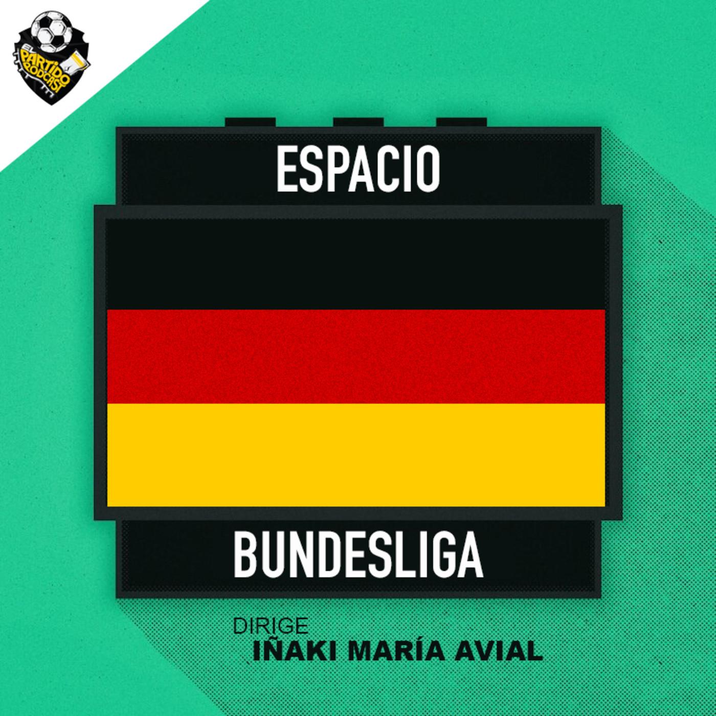 Ep 436: Espacio Bundesliga 1x06: El buen inicio del Eintracht Frankfurt, la Previa Europea