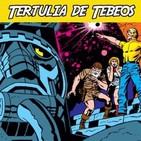 Tertulia de Tebeos -TDT- Programa 94 - Los Eternos -