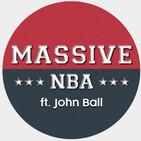 Massive NBA Ep. 296 | 3-1, Lakers, muy cerca de la gloria. Pope, la virgen vaya balls. JB is back.