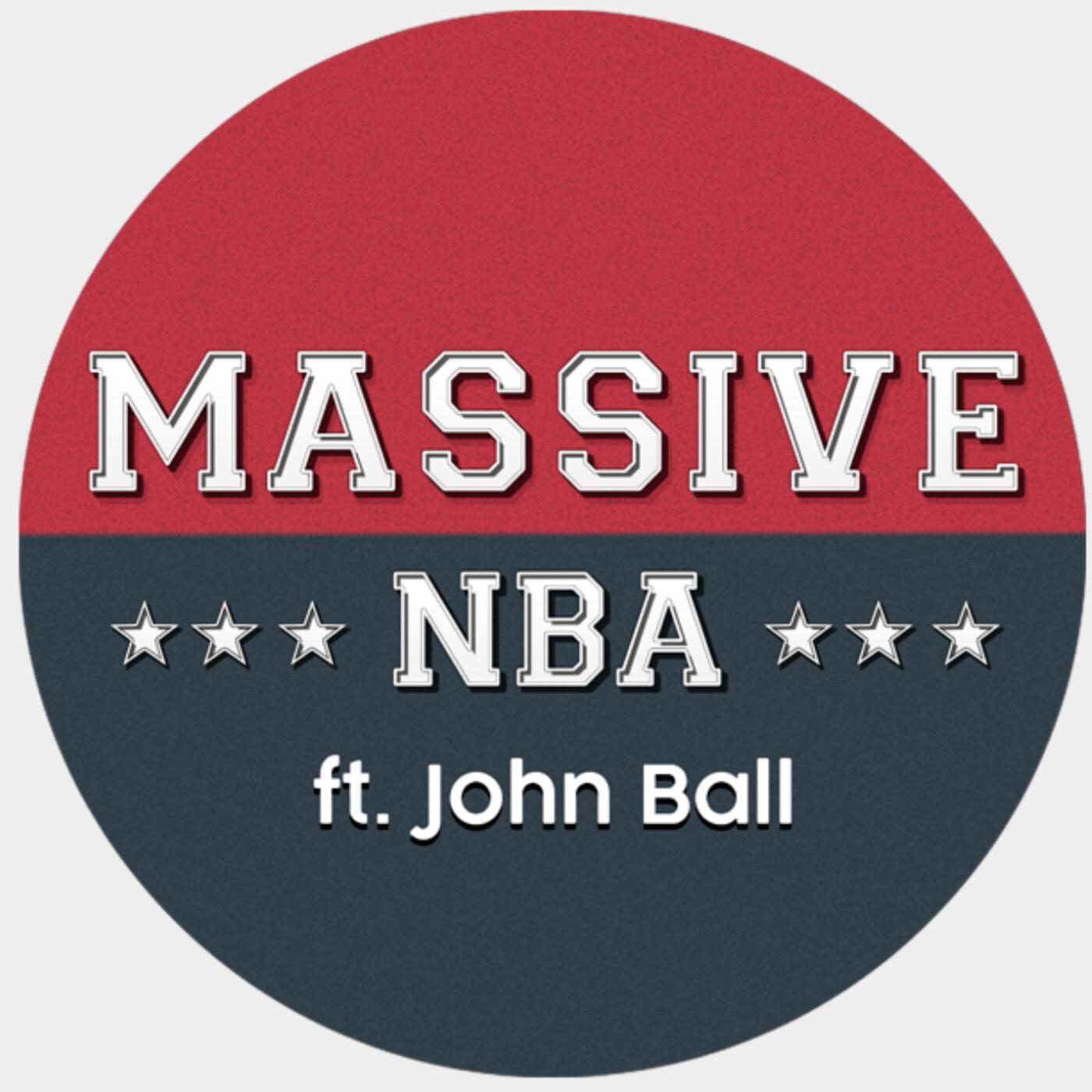 Massive NBA Ep. 296   3-1, Lakers, muy cerca de la gloria. Pope, la virgen vaya balls. JB is back.