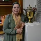 Entrevista a la poeta Ivonne Sánchez Barea, autora de la antología '111 Signos. Huellas de una arquera' (Punica Granatum