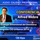 ALFRED WEBRE - La Ecología Dimensional del Omniverso - Congresos CIO Uritorco