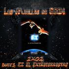 LMG 2x02 parte 1 de 3: E.T. el extraterrestre (E.T. the Extra-Terrestrial)