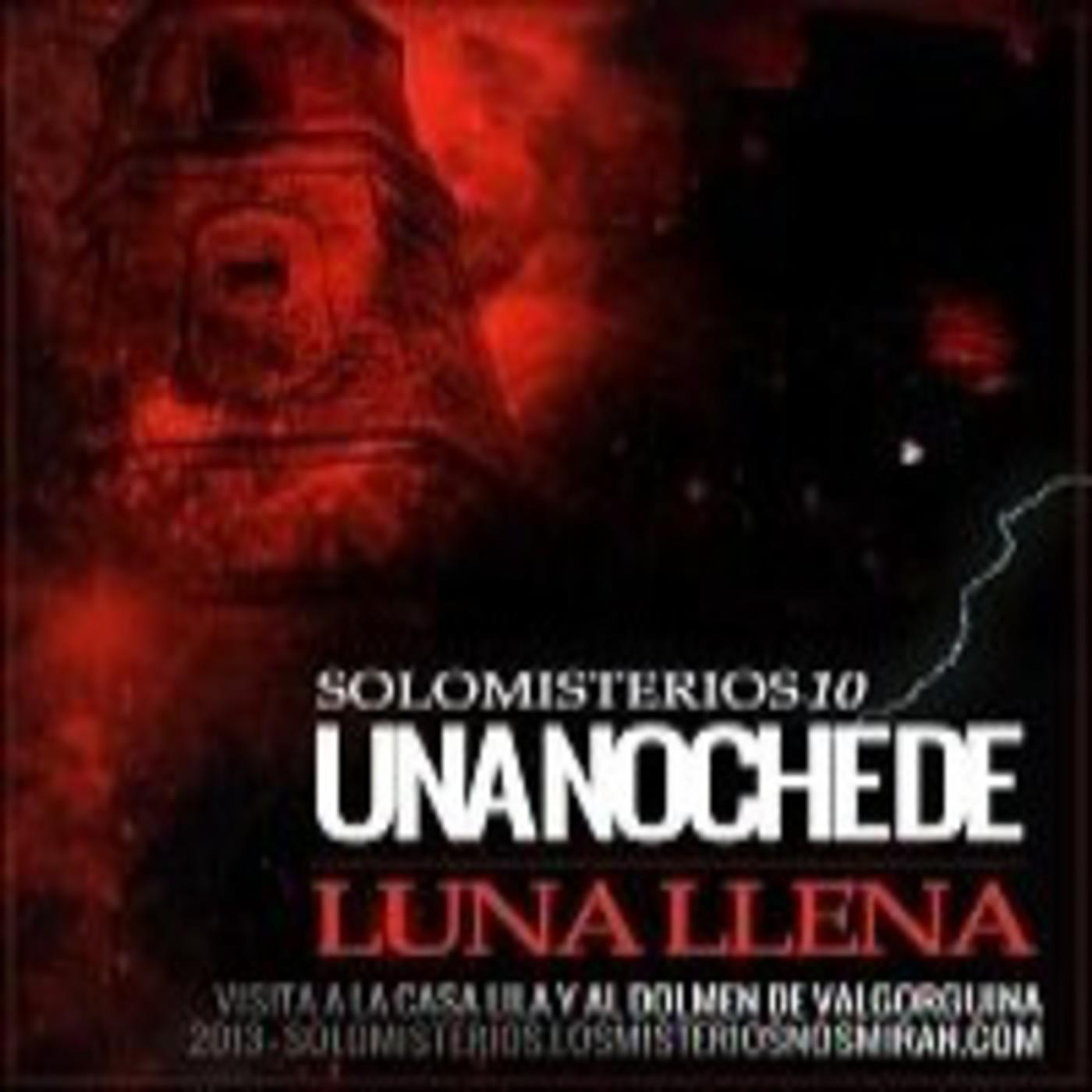 Solomisterios Nº10 'Una noche de luna llena'