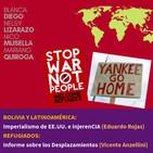 InjerenCIA y Desplazamientos en @RadioPressenza - 24/05/2019