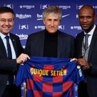 Con Setién vuelve la ilusión al Barça