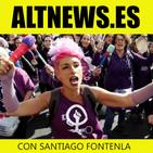 """Monumental repaso a las feministas radicales en """"Alt News"""": """"Van a acabar con la civilización occidental"""""""