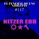 ESPECIAL NITZER EBB. El Funeral de las Violetas 13/ 12/ 2019