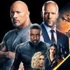 La Viñeta. Hobbs and Shaw. The Wicked and The Divine.