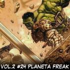 Tomos y Grapas, Cómics - Vol.2 Capítulo # 24 - Planeta Freak