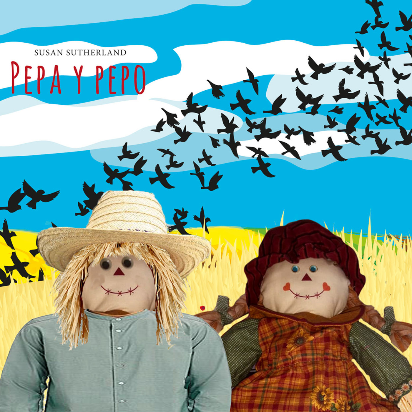 Pepa y Pepo, Susan Sutherland