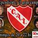 Pepe Santoro en Independiente, el gran campeón