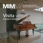 Visita virtual al Museo Interactivo de la Música Málaga (MIMMA)