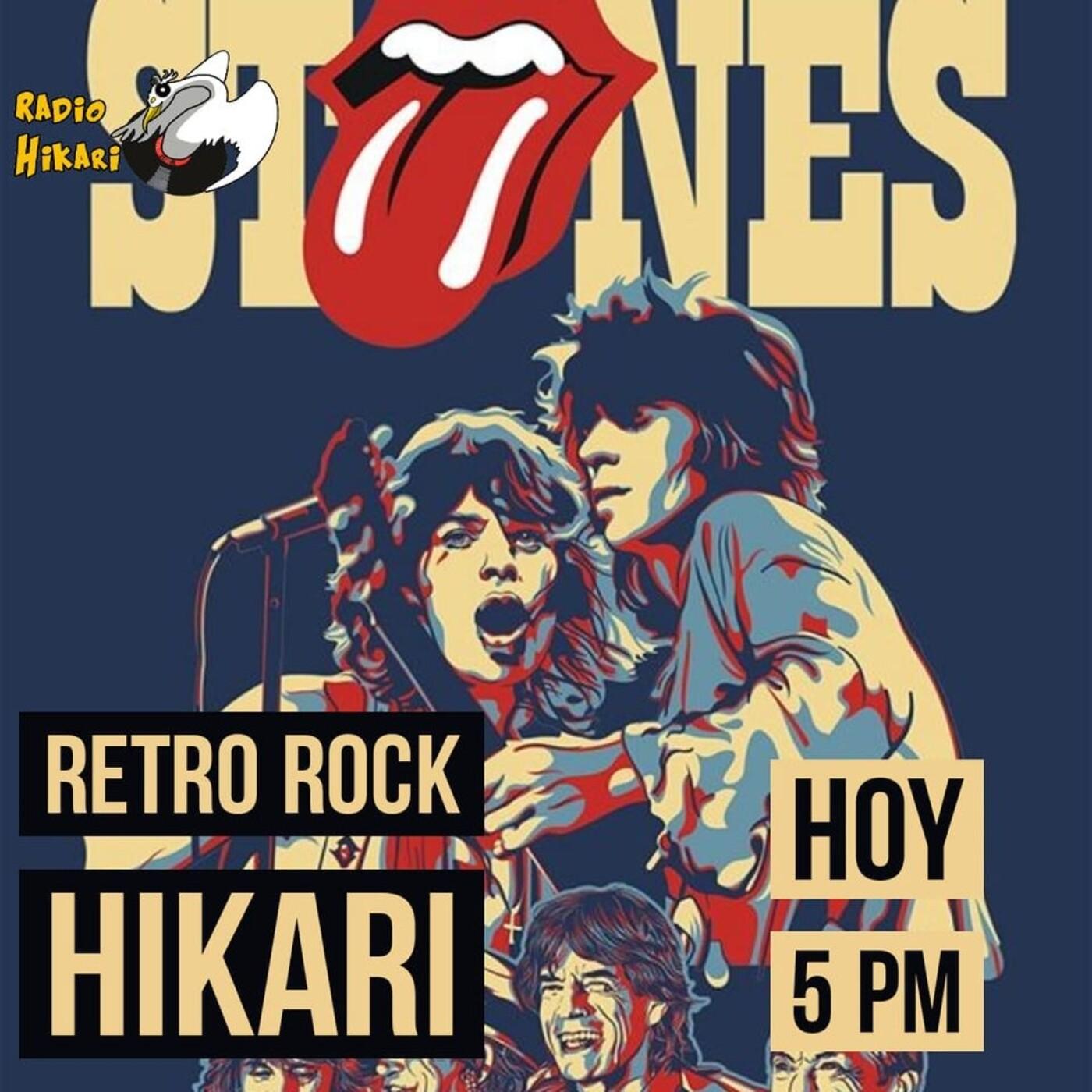 Retro Rock Hikari: Especial Rolling Stones