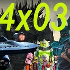 4x03 - Stranger Things | Dark Nights: Metal | Dragon Ball Super | Star Trek