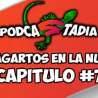 ¡PODCASTADIA! #7 ¡LAGARTOS en la NUBE! | PODCAST sobre STADIA en ESPAÑOL