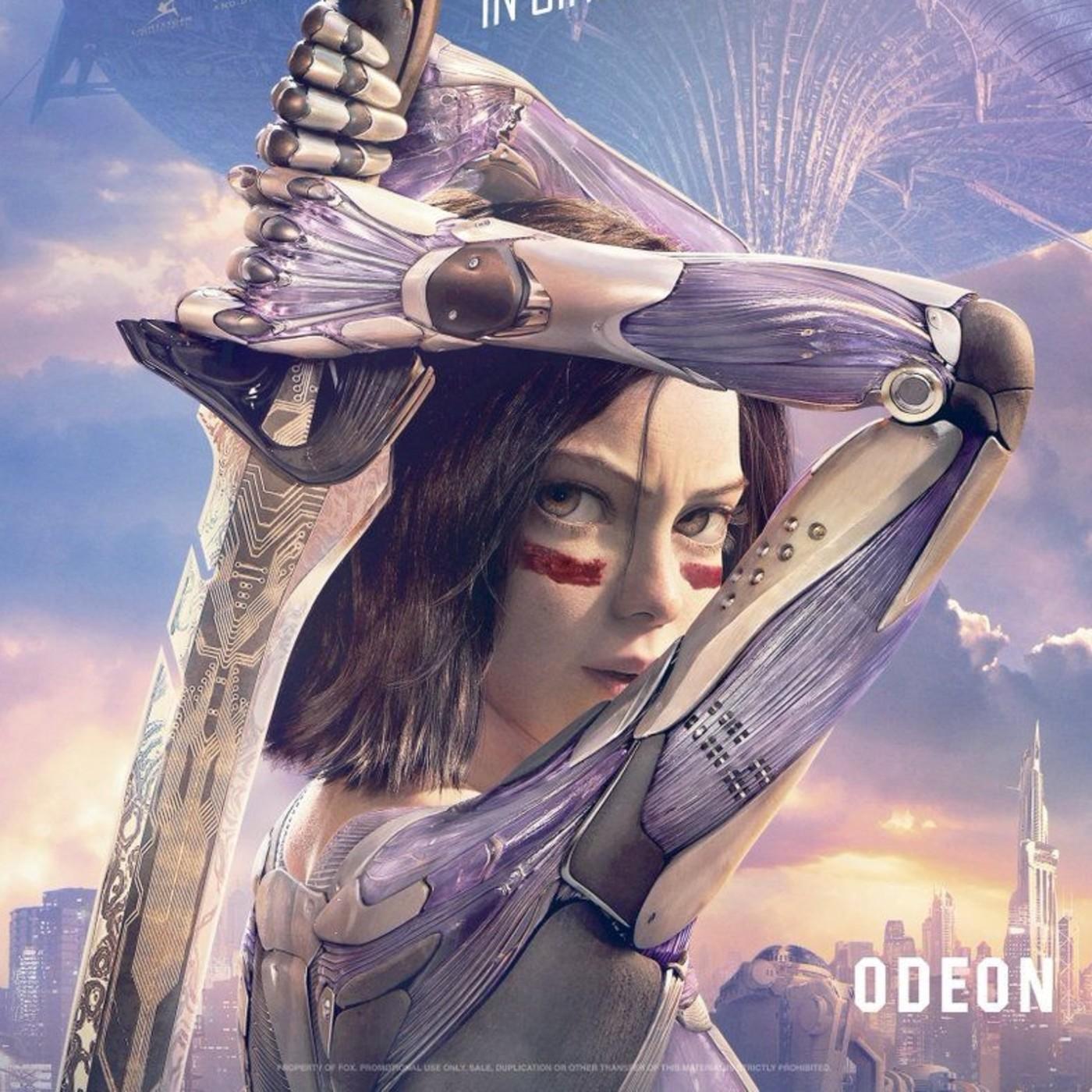 Temp 2 Ep # 20 Alita Battle Angel