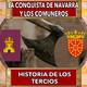La Conquista de Navarra y los Comuneros