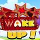Wake Up Con Damiana( Agosto 24,2017) Dorian Black