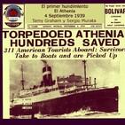 NdG #195 El Athenia, el primer transatlántico hundido en la WW2