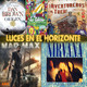 Luces en el Horizonte 6X11: SMELLS LIKE TEEN SPIRIT, MAD MAX (Videojuego), AVENTUREROS AL TREN, ORIGEN de DAN BROWN,