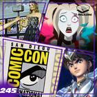 Comic Con 2019 / Saint Seiya Netflix - LC Magazine 245