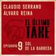 EL ÚLTIMO TAKE 1x09 - SOL DE LA BARREDA: EL AUDIO LIBRO, UN NUEVO MERCADO