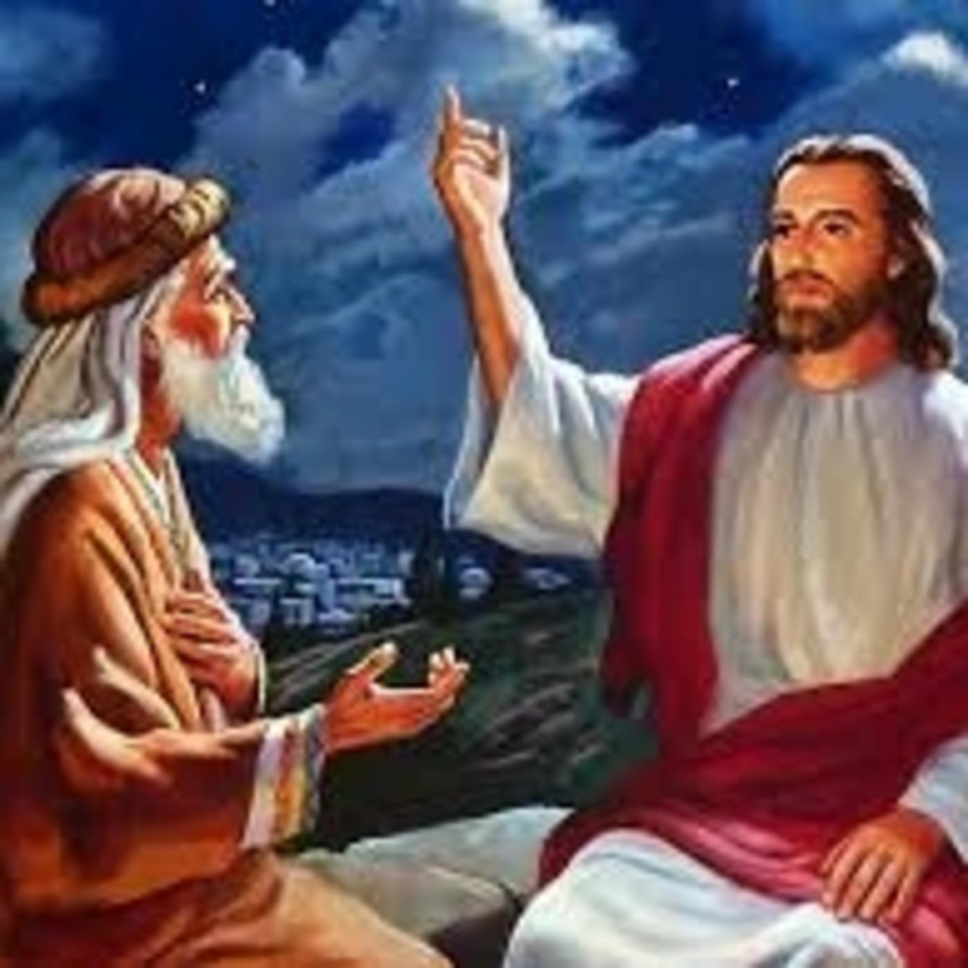 Contra la reencarnación: 'Nicodemo, el fariseo' (por Miguel de Unamuno)