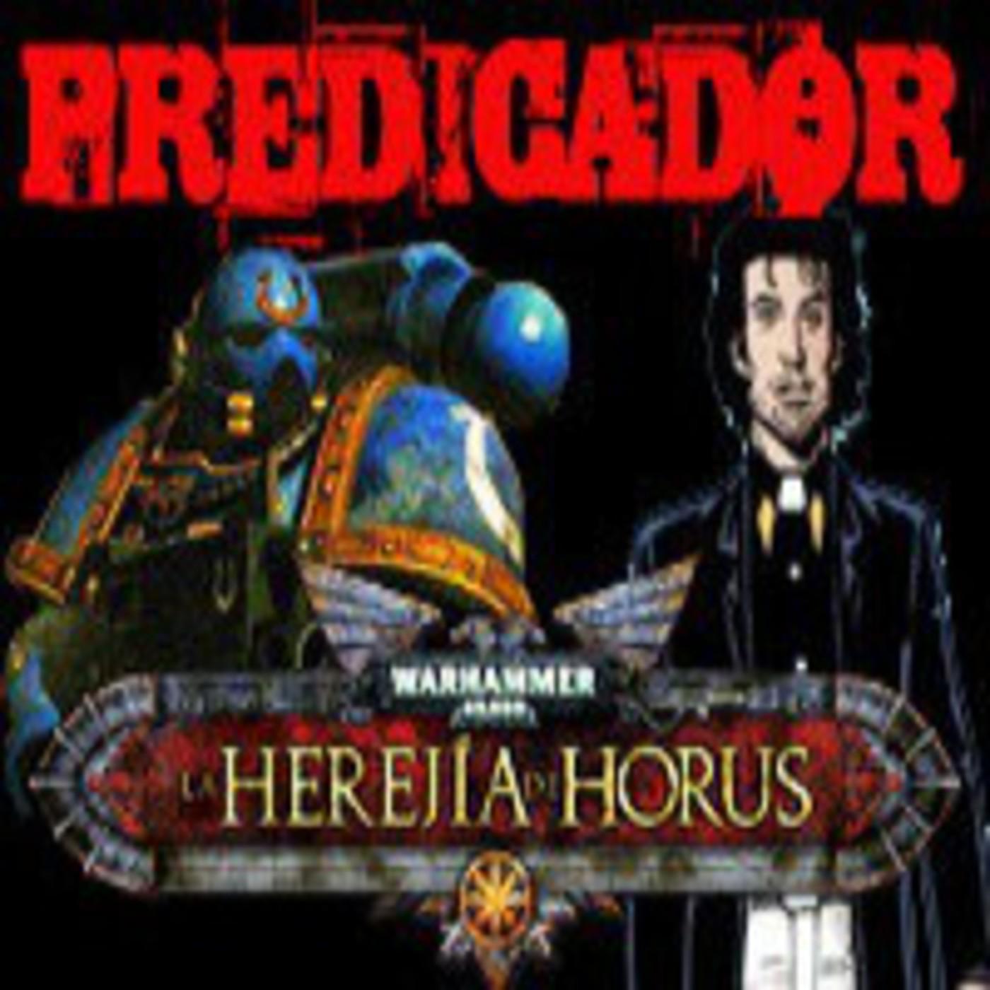 LODE 3x19 Predicador, La Herejía de Horus