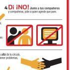 Sensibilización sobre el acoso escolar (Aragón Radio, 20-1-2016)