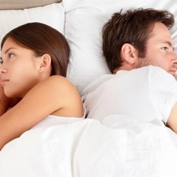 Los problemas sexuales en pareja
